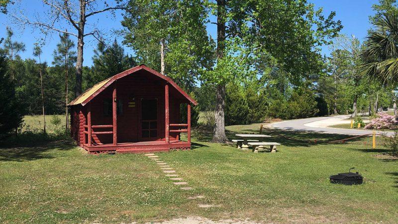 Cabins at Brunswick Beaches RV Resort