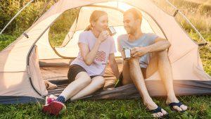 Primitive Tent Sites at Brunswick Beaches RV Resort