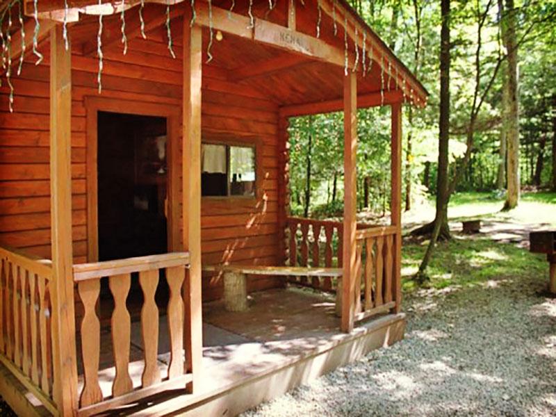 Kenai Cabin at Campers Paradise PA
