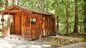 Campers Paradise Kenai Cabin in PA