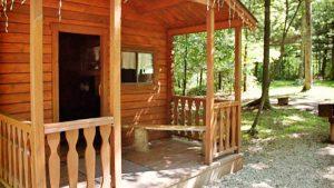 Campers Paradise Kodiak Cabin in PA