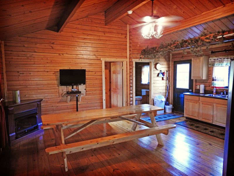 Big Sky Cabin at Campers Paradise PA