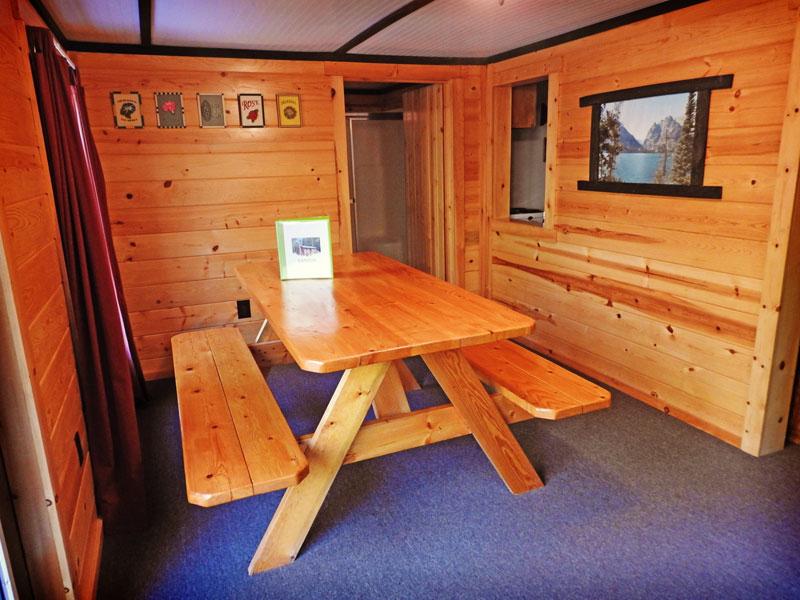 Canyon Cabin at Campers Paradise PA