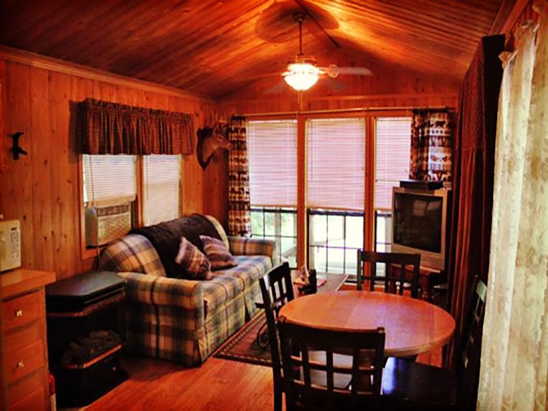 Dakota Cabin at Campers Paradise PA
