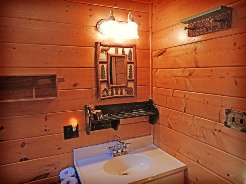 Yukon Cabin at Campers Paradise PA