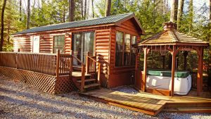 Campers Paradise Dakota Cabin in PA