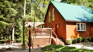 Campers Paradise Yukon Cabin in PA