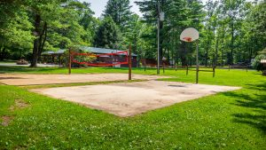 Campers Paradise Basketball in Sigel, PA