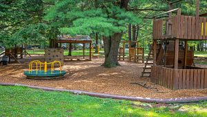 Campers Paradise Playground in Sigel, PA