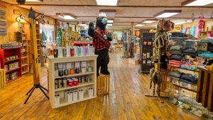 Camper's Paradise Camp Store in Sigel, PA