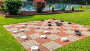 Campers Paradise Yard Checkers in Sigel, PA